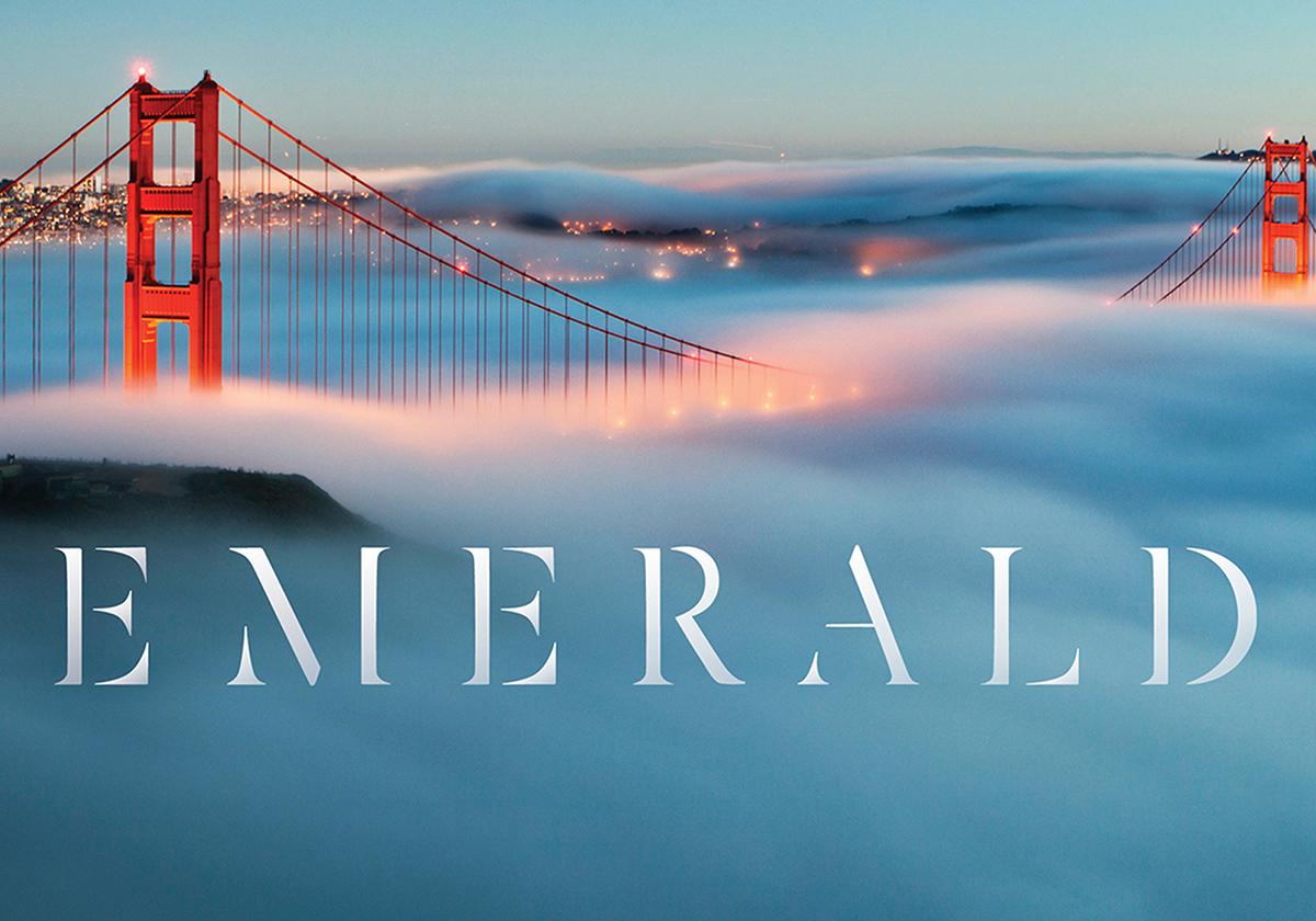 Emerald Typeface