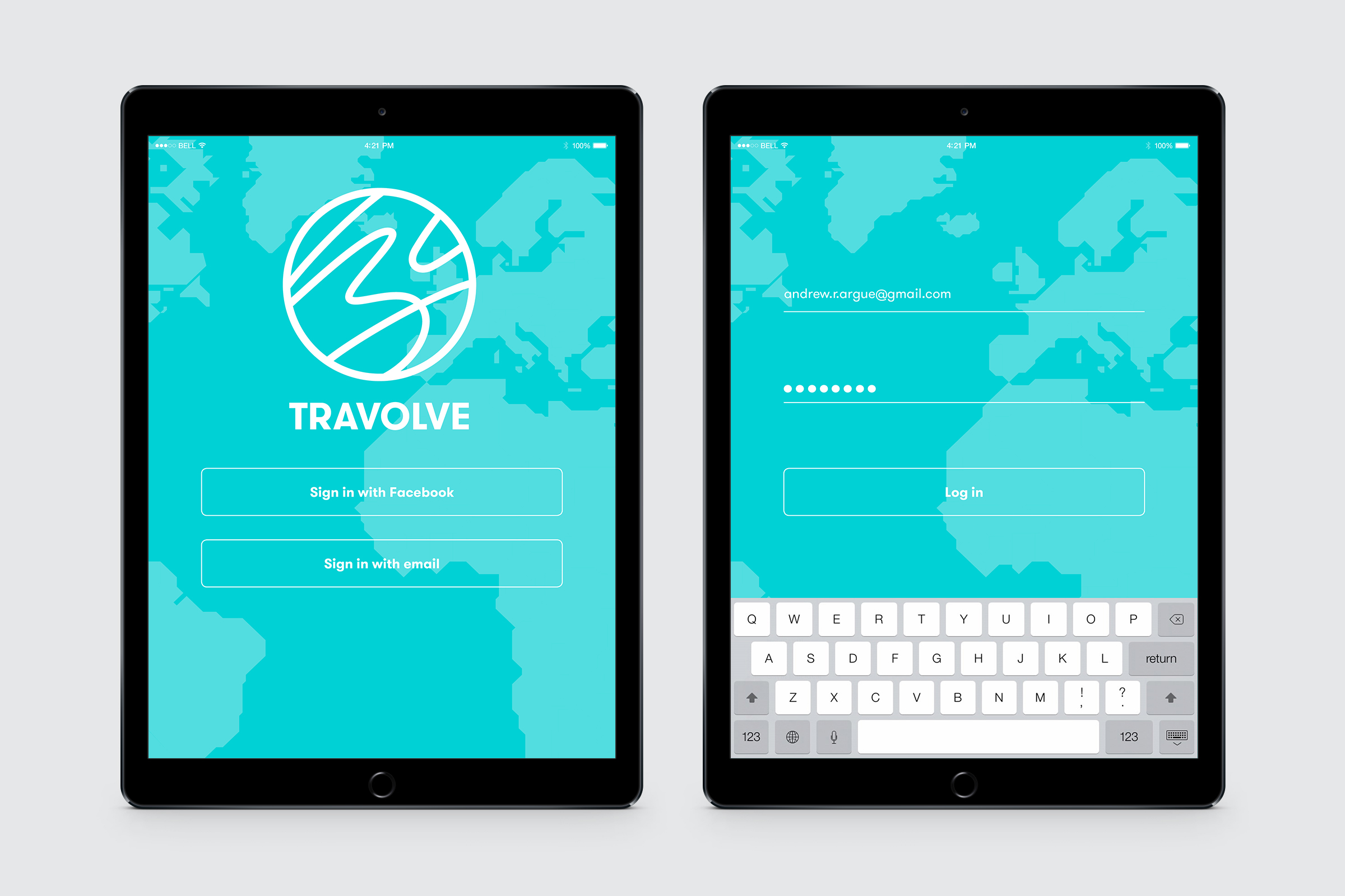 travolve_ipad mockup_2 ipads_login_02