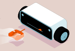 Illustrating for Wired